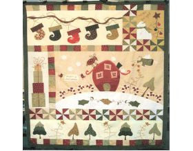 Candycane Lane - Quilt Kit