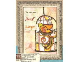 Your Soul Sings - Embroidery Kit