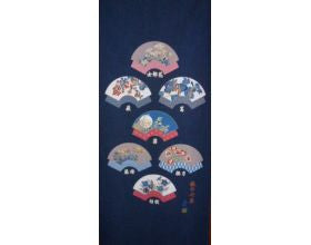 Fan Tastic Japanese Fabric Panel