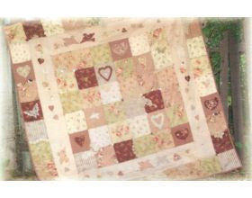 Forever Love Cushion & Quilt