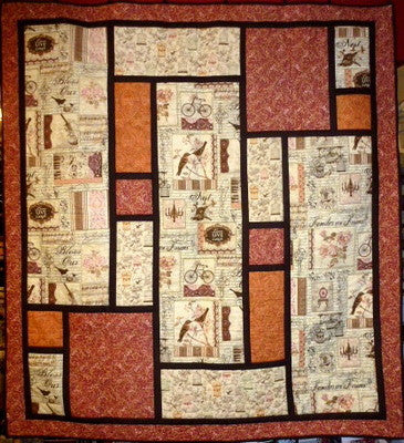 Paris in the Spring Quilt