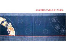 Sashiko Table Runner - Kit