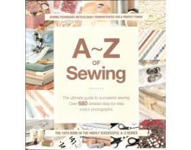 A - Z of Sewing
