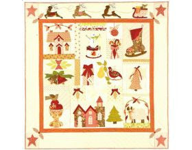 A Vintage Christmas - Quilt Pattern Set