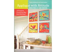 Applique' with Attitude
