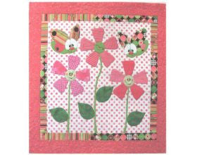 Baby Bloomers Cot Quilt