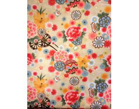 Benoto Beautiful - Japanese Fabric