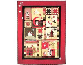 Catch A Christmas Star - Quilt Pattern