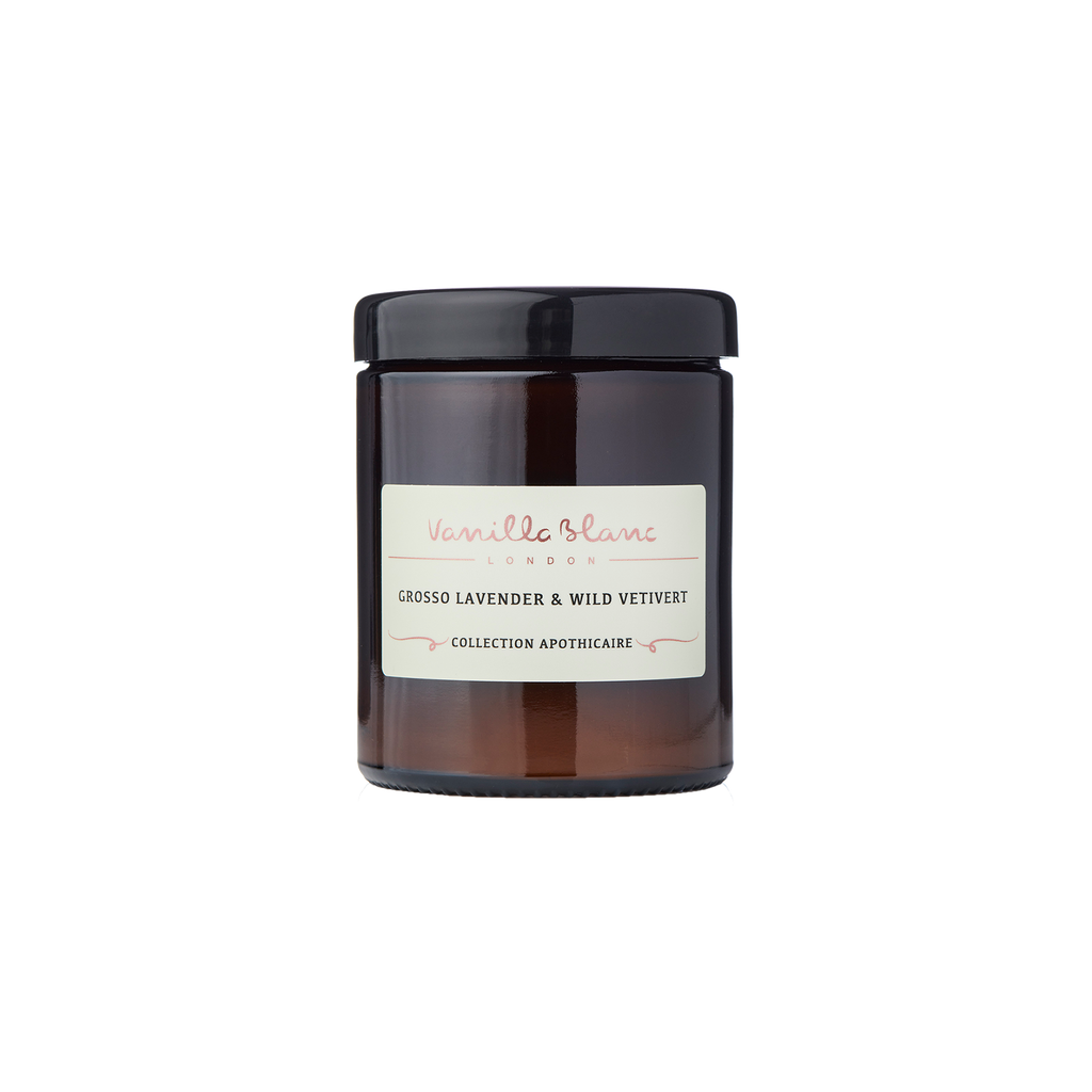 Grosso Lavender & Wild Vetivert Candle