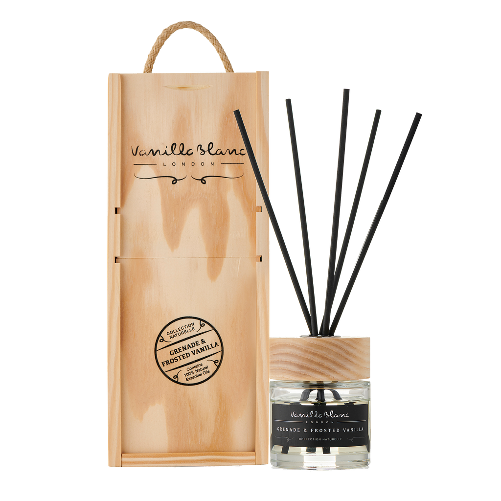 Grenade & Frosted Vanilla Reed Diffuser