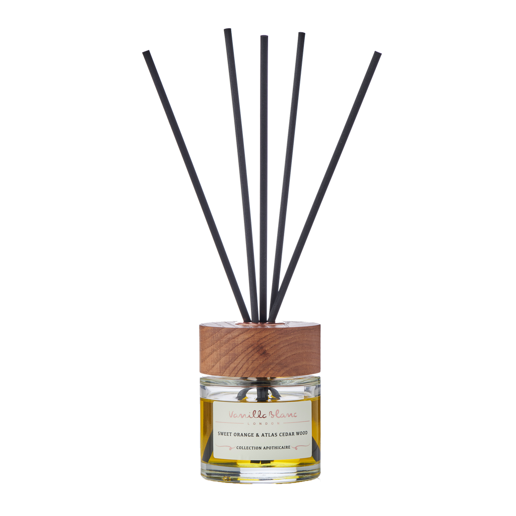 Sweet Orange & Atlas Cedar Wood Diffuser