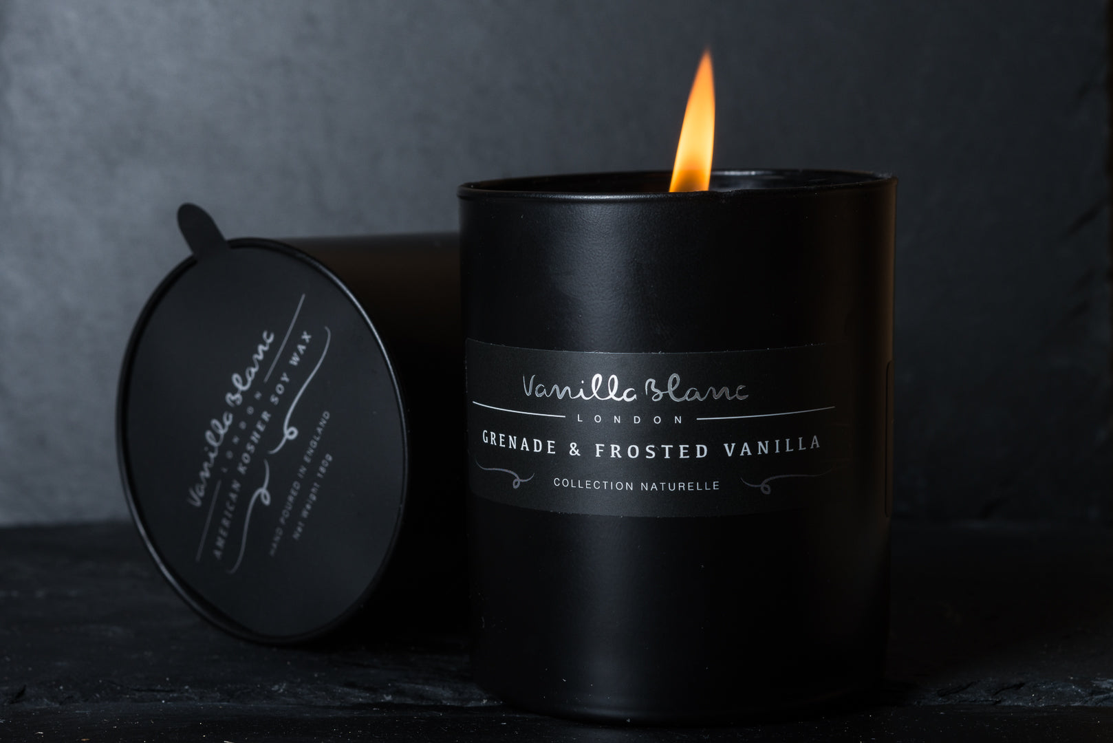 Grenade & Frosted Vanilla Matt Edition Candle®