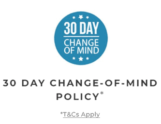 30 day change of mind