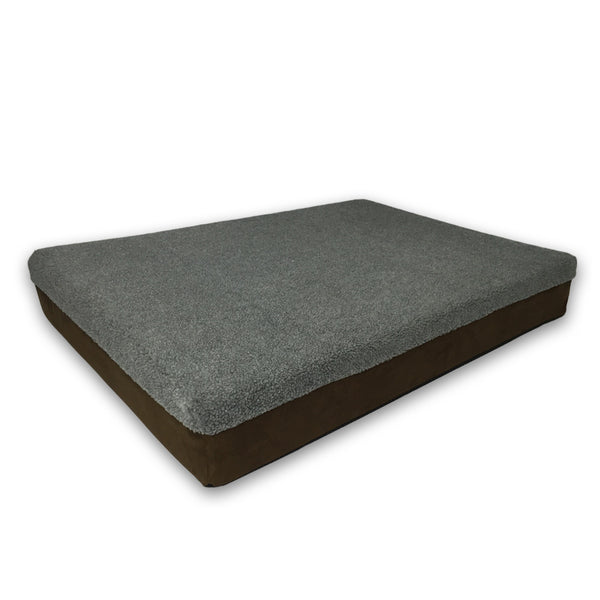 MEMORY FOAM ORTHOPEDIC DOG BEDS, FREE WATER RESISTANT INNER COVER