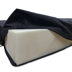 NEW! Memory Foam Orthopedic Dog Bed - Water, Tear Resistant Tough Rip-Stop Fabric