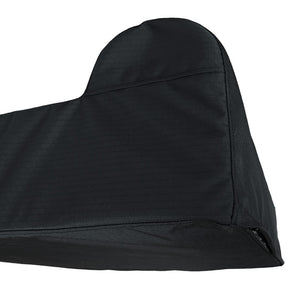 NEW! Headrest Orthopedic Dog Bed - with Water, Tear Resistant Tough Rip-Stop Fabric