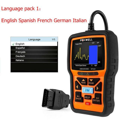 1 Vehicle Diagnostic Tool