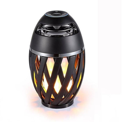 1 LED Flame Speakers