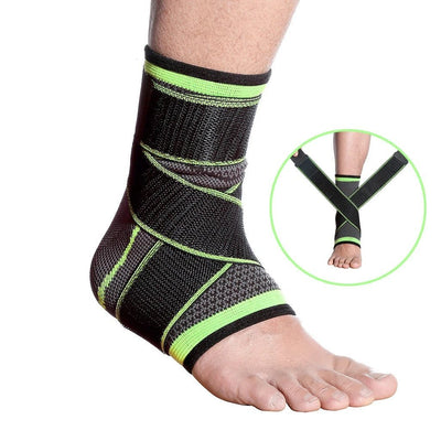1 Elastic Ankle Brace Compression Strap