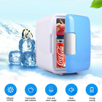 1 Mini Portable Refrigerator