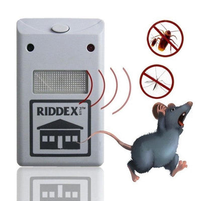 1 Ultrasonic Rat Repeller