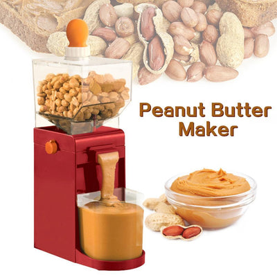 1 Peanut Butter Maker