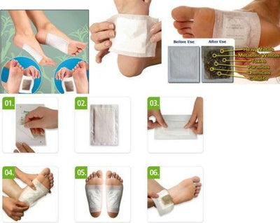 1 Ginger Detox Foot Patch 20pcs