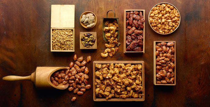 Cocktail Pairings For Our Roasted Nuts