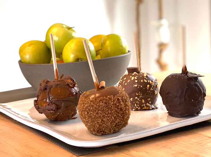 Which Nut and Fudge Caramel Apple Matches Your Zodiac Sign?