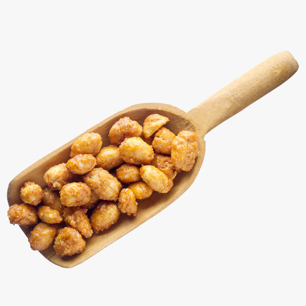 Sea Salt and Honey Peanuts