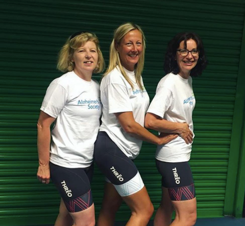 THREO womens cycling cycletta