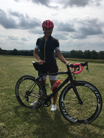 THREO macmillan cycletta triathlon womens cycling