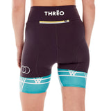 'Fleet Moss' Cycling Shorts