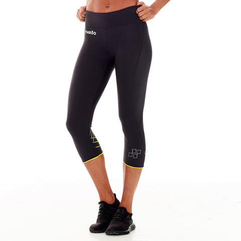 'Bushy Park' Capri Running Tights