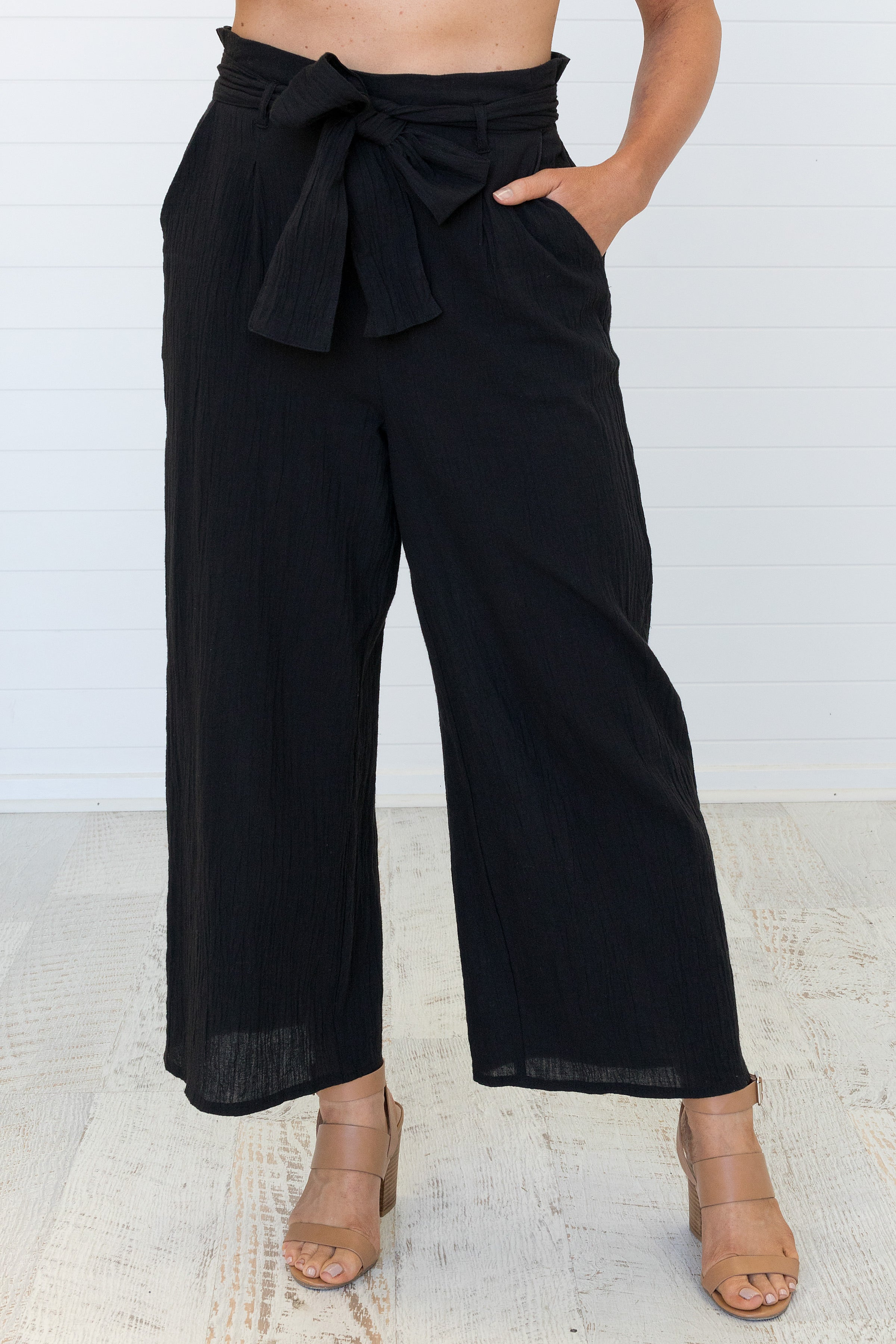 Jake Pants Black - Was $49.95