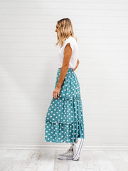 Brooklyn Skirt - Sage