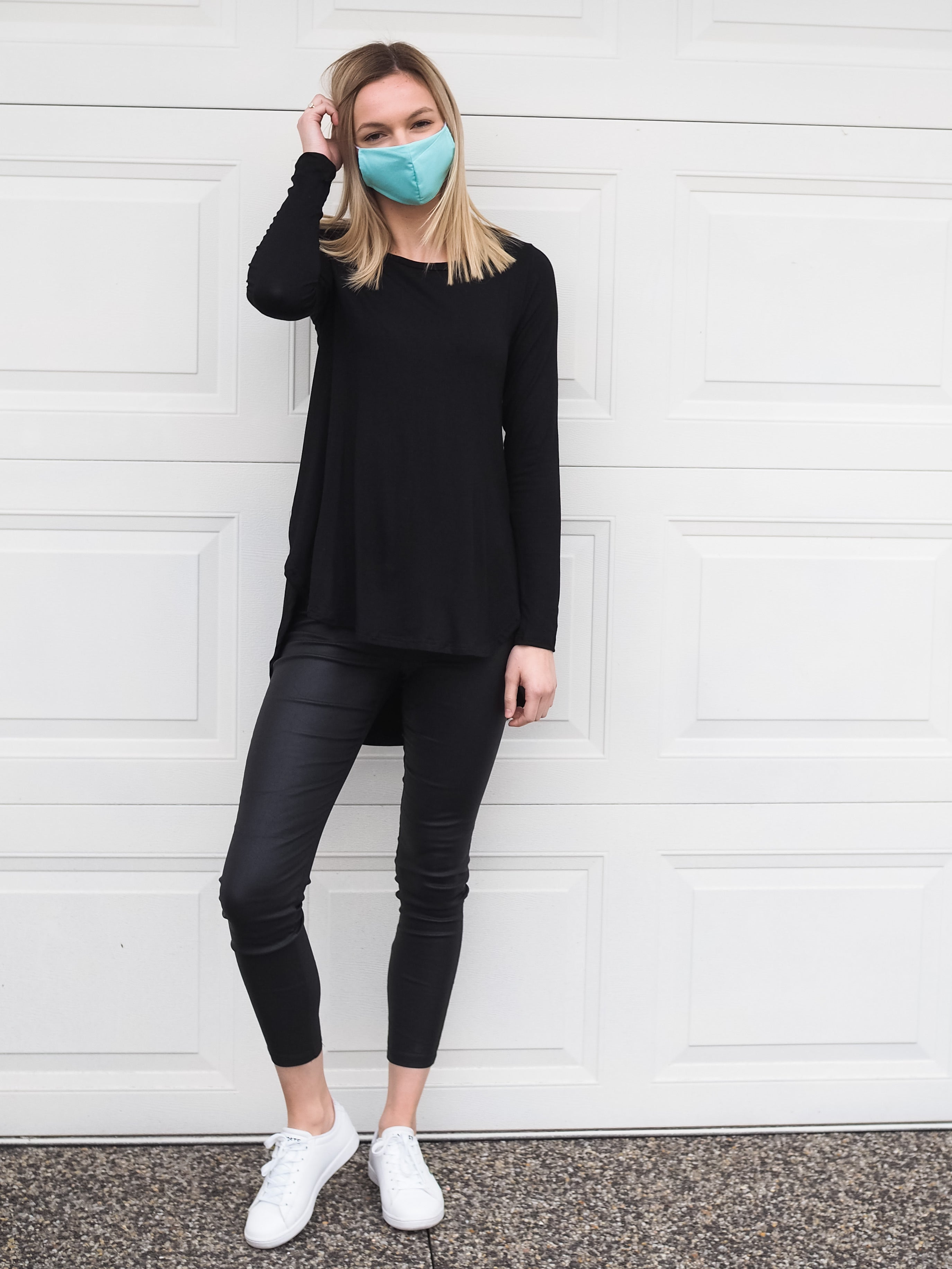 Tenny Tee - Black