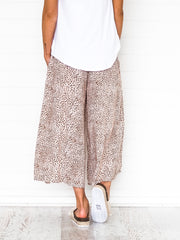 Kinsley Culottes - Beige