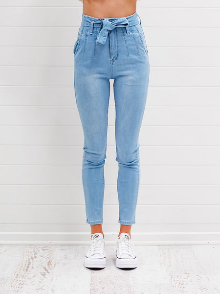 Alfie Jeans - Light Blue