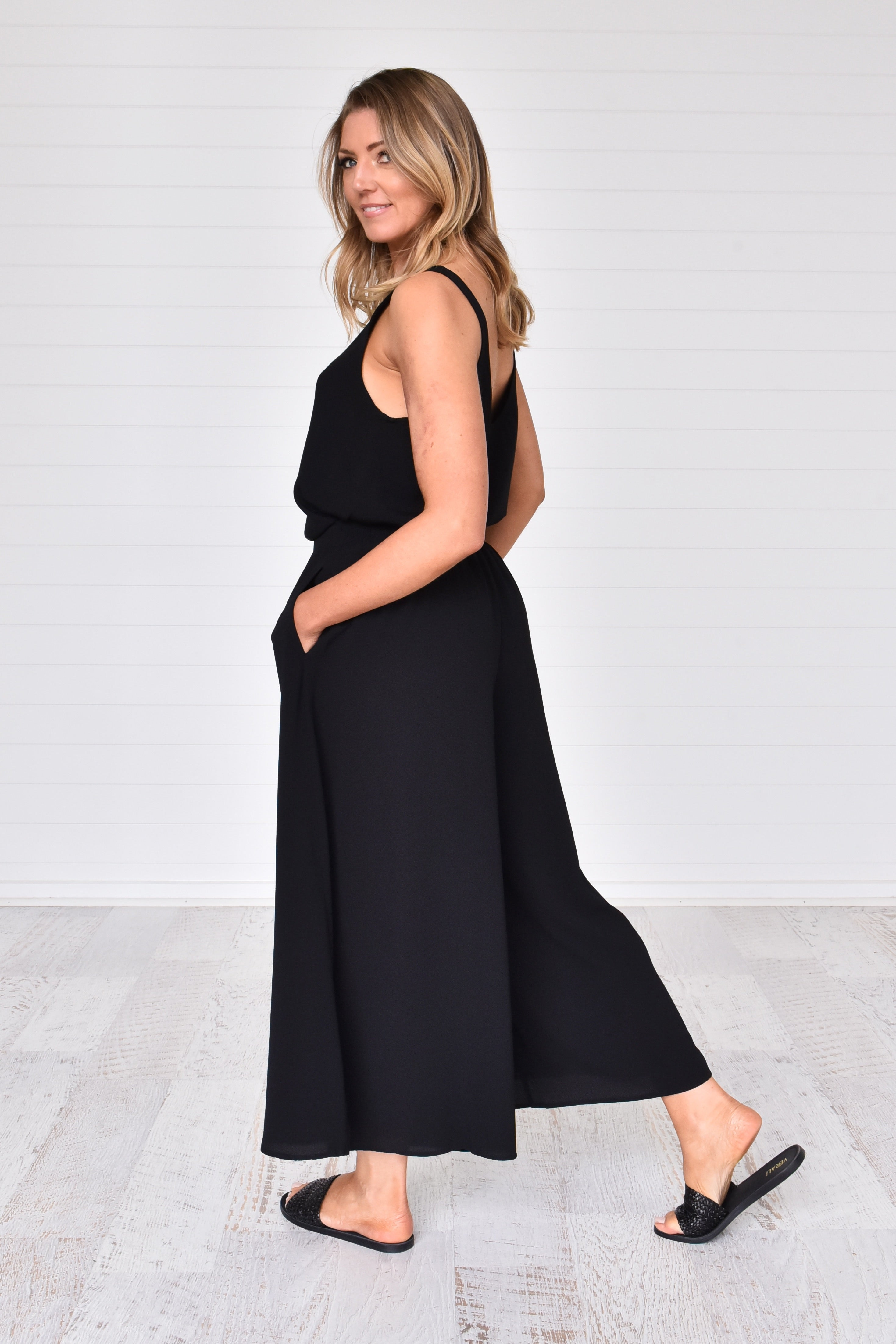 Lily Culottes - Black