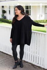 Tayla Knit - Black