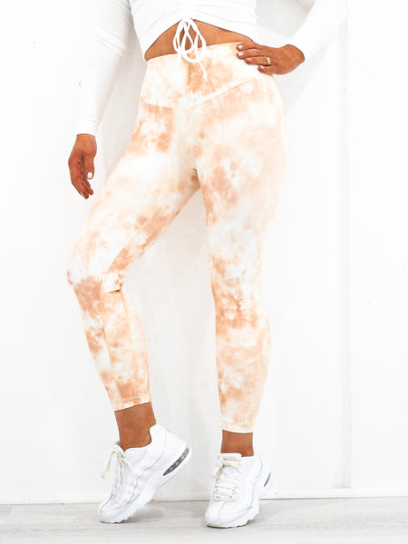 Solar Mist 7/8 Leggings