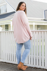 Tayla Knit - Blush