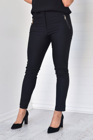 Oscar Pants - Black