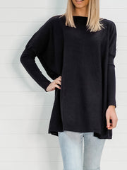 Jacob Knit - Black