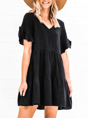 Claire Dress - Black