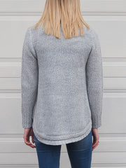 Kennedy Knit Light Grey - Was $49.95