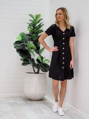 Shiloh Dress - Black