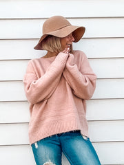Jennifer Knit - Pink