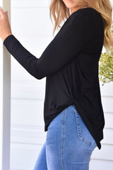 Pepper Top - Black